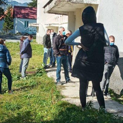 KOVID tim iz Kliničkog centra Crne Gore sjutra ordinira na Žabljaku