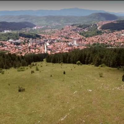 """NVO """"Sport za sve"""" će označiti dio pješačkih staza u opštini Pljevlja"""