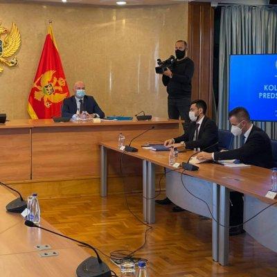 Vlada se bira na online sjednici 24. novembra