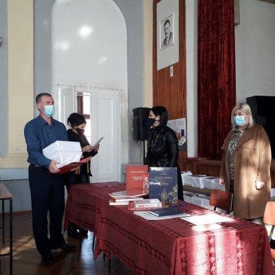 Izvršena podjela ukupno 160 knjiga osnovnim i srednjim školama sa teritorije opštine Pljevlja