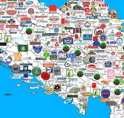 Moćna sila ili samo mit: Koliki BDP bi danas imala stara Jugoslavija