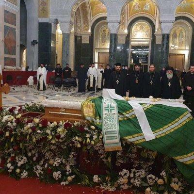 Danas sahrana Irineja u Hramu Svetog Save