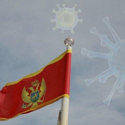 Epidemiološka kriva u Crnoj Gori na vrhuncu
