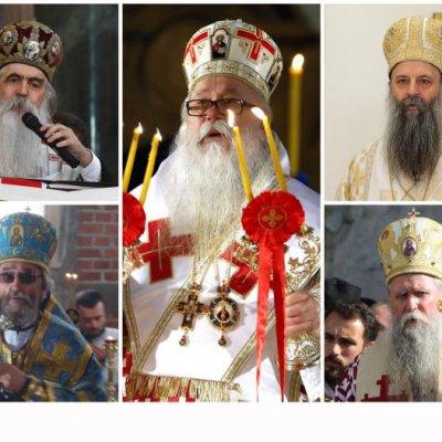Ko su kandidati za novog patrijarha SPC