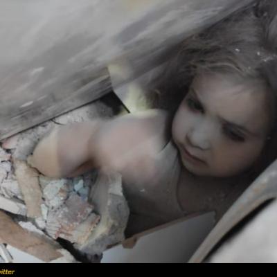 FOTO: Beba Ajda spašena nakon 91 sat, dozivala majku