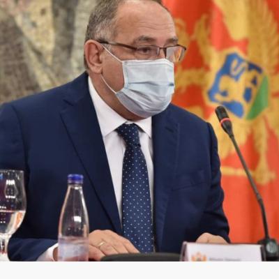 Simović podnio ostavku na mjesto predsjednika NKT-a, mijenja ga Hrapović