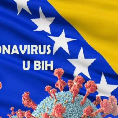 U Bosni i Hercegovini 1.315 novozaraženih, preminulo 37 osoba