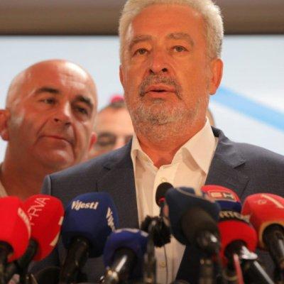 Krivokapić: DPS i dalje pokušava da opstane na podjeli građana