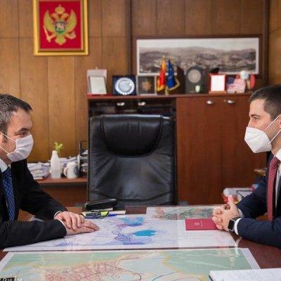 Bečić sa Golubovićem: Sanirati ekološke probleme u Pljevljima