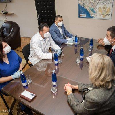 Skupština donirala bolnici u Pljevljima 5.000 eura