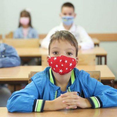 Iz Instituta tvrde da maske ne štete zdravlju djece, zahvalili prosvjetnoj zajednici