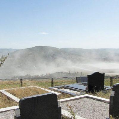Dvostruko više umrlih u Pljevljima u odnosu na broj rođenih
