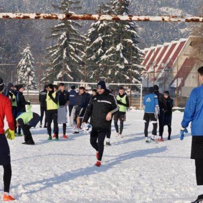 U Antaliju ide 25 igrača