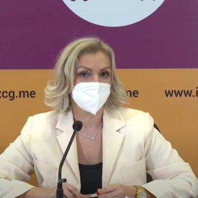 Borovinić Bojović podržala povećanje plata u zdravstvu