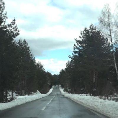 Pogledajte kako izgleda vožnja od Pljevalja do Žabljaka