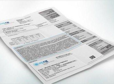 Prosječan martovski račun za struju 37,52 eura