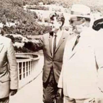 Tito na Tarskom mostu