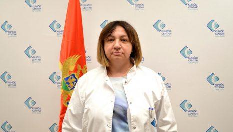 Direktorica KCCG: Najmlađi pacijent s težom slikom ima 19 godina