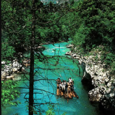 Tajanstveni savez rijeke i čovjeka – Splavarenje Tarom