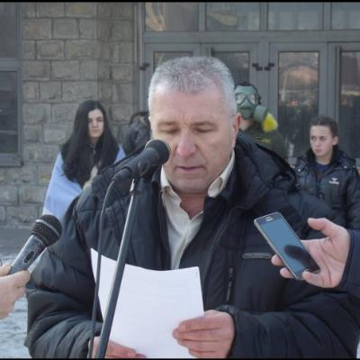 """Milorad Mitrović pozvao Pljevljake da pokrenu humanitarnu akciju prikupljanja pomoći Draganu Brkoviću vlasniku """"Vektre Jakić"""""""