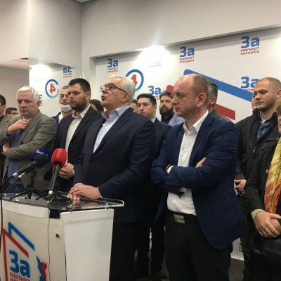 Mandić: Brđanin da procesuira šefove policije iz Nikšića, a ne da ih raspoređuje na druga mjesta!