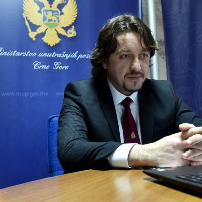 Sekulović: Prioritet Vlade vladavina prava i konkretni rezultati u borbi protiv korupcije i organizovanog kriminala