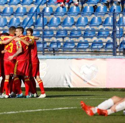 Crna Gora sigurna protiv Gibraltara