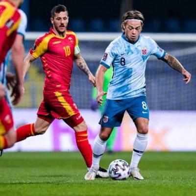 Crna Gora poražena od Norveške