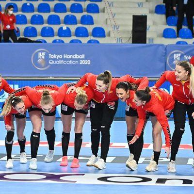 Crna Gora protiv Norveške i na OI, u grupi i svjetske šampionke