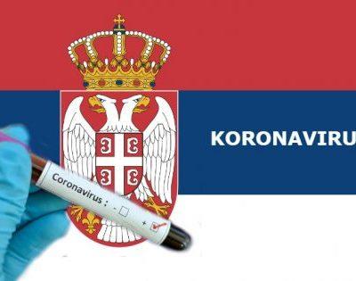 U Srbiji registrovana još 3.154 slučaja kovida, preminulo 38 osoba