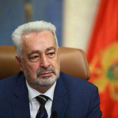 Krivokapić potvrdio da je napustio sastanak: Dosta je bilo širenja laži radi sticanja jeftinih političkih poena