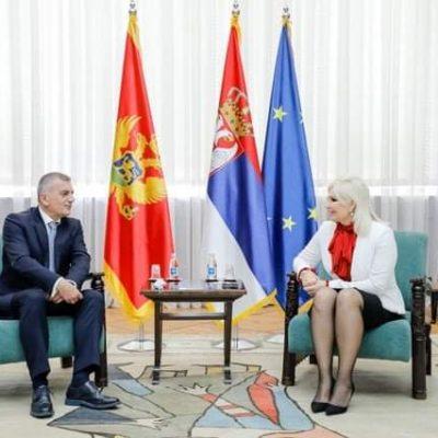 Bojanić i Mihajlović potpisali Memorandum o razumijevanju i saradnji u oblasti energetike i rudarstva između dva ministarstva