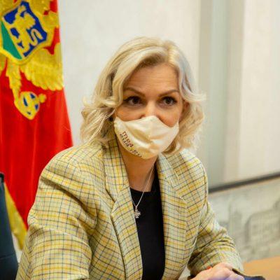 """Borovinić Bojović prijavila prijetnje: """"Ti ćeš biti prva koju ću posjetiti, moraćeš platiti"""""""