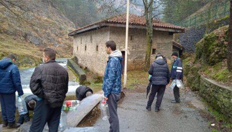 Voda sa Breznice ponovo mutna