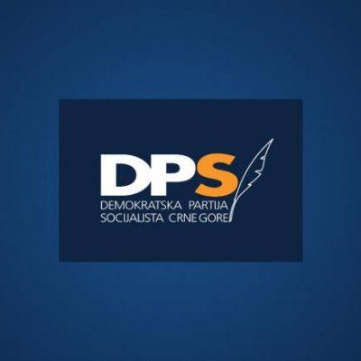 DPS: Premijer propovijeda, dok se njegovi službenici pijani bahate po Crnoj Gori
