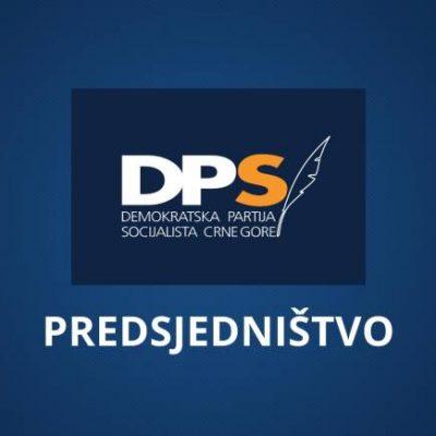 Predsjedništvo DPS izabralo novi sastav Izvršnog odbora