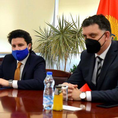 Abazović o tužilačkim zakonima: Najznačajniji iskorak još od sporazuma tri lidera