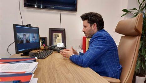 Abazović razgovarao sa Đokajem: Važno je da naša dijaspora ljetnje odmore provede u Crnoj Gori