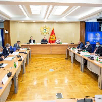 Sjednica Odbora: Bezbjednosna situacija u CG je izazovna, ali zadovoljavajuća
