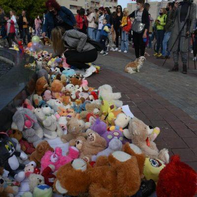 Protest zbog sve učestalijeg seksualnog nasilja:  Traže se strože kazne i javni registar zlostavljača