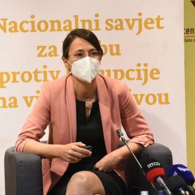 Ćalović Marković: Ovim se Đukanoviću ostavlja prostor da uništi dokaze