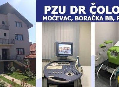 """U PZU """"DR ČOLOVIĆ"""" možete obaviti pregled kardiologa, endokrinologa, neurologa, ginekologa, urologa…"""