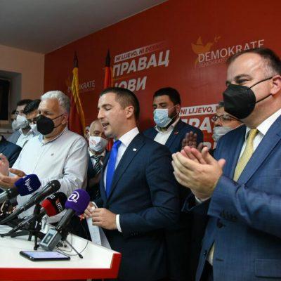 Bečić: Istorijska pobjeda, DPS i cjelokupna opozicija na istorijskom minimumu