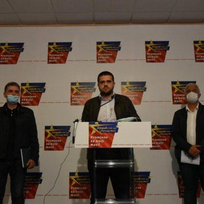 Ivanović: Politika nacinalizma je poražena, spremni smo da razgovaramo sa svima koji dijele naše vrijednosti
