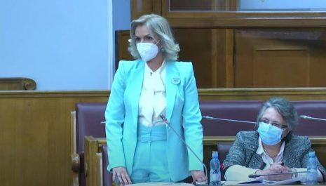 """Predlog izmjene Zakona: Nošenje maske zakonska obaveza; """"Zatvaranje lokala ako se ne poštuju mjere"""""""