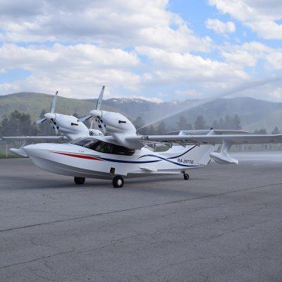 Ponovo letjeli avioni sa beranskog aerodroma – VIDEO