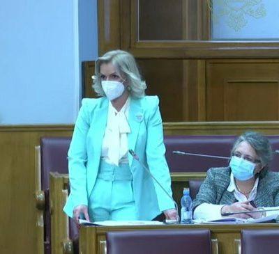 Borovinić Bojović: Ranijih godina virus gripa odnosio živote ljudi koji nijesu bili vakcinisani