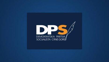 DPS: Krivokapić se još nije otrijeznio