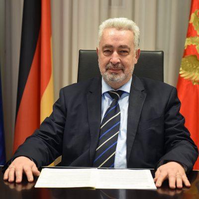 Krivokapić čestitao Dan Evrope: Crna Gora snažno korača ka EU