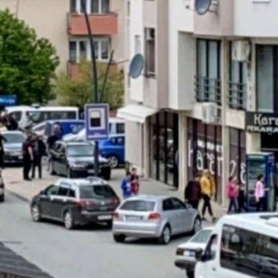 Blokiran put Andrijevica – Plav, učesnici tvrde da im zbog podrške litijama pale automobile